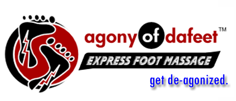 Agony of DaFeet, Inc.
